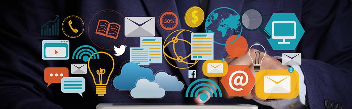 Onlinestrategen der Internetagentur Webgalaxie